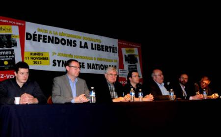 Seconde table ronde