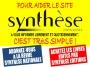 SOUTENEZ LE SITE SYNTHÈSE NATIONALE