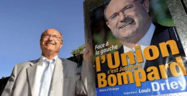 Jacques Bompard, maire d'Orange (Vaucluse) depuis 1995 © Pascal Guot - AFP.jpg