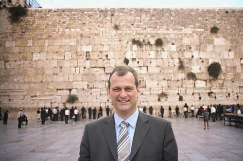 Alliot, sionisme, Jérusalem, kipa